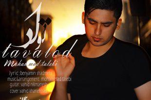 محمد طالبی - تولد